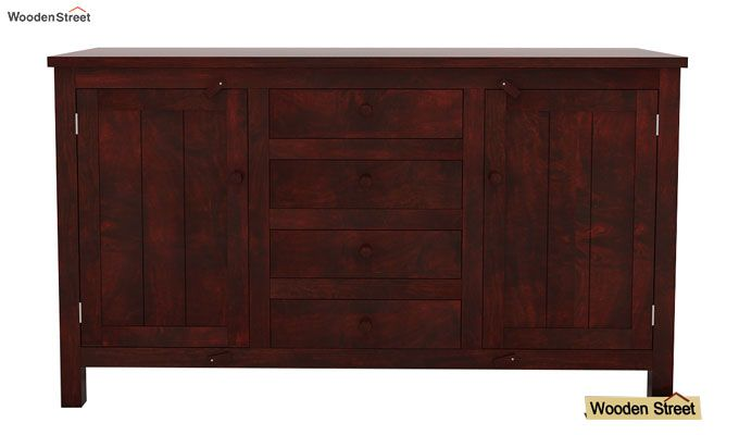 Dewey Sideboard (Mahogany Finish)-2