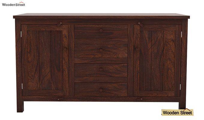 Dewey Sideboard (Walnut Finish)-2