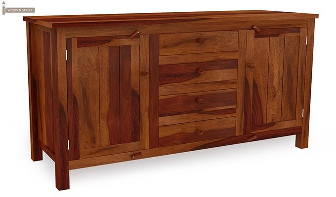 Dewey Sideboard (Honey Finish)-2