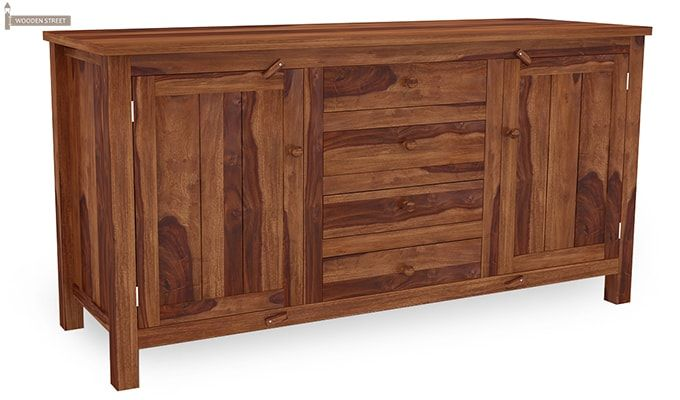 Dewey Sideboard (Teak Finish)-3