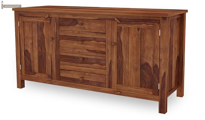 Dewey Sideboard (Teak Finish)-5