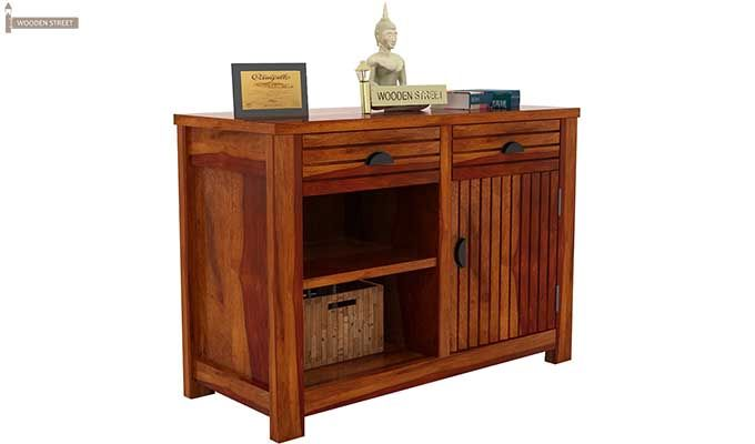 Felner Sideboard (Honey Finish)-2