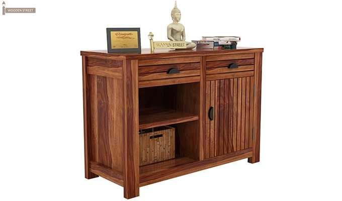 Felner Sideboard (Teak Finish )-1