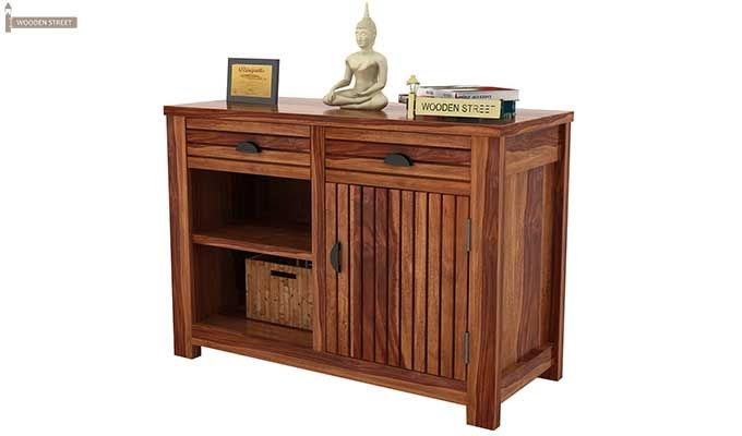 Felner Sideboard (Teak Finish )-3