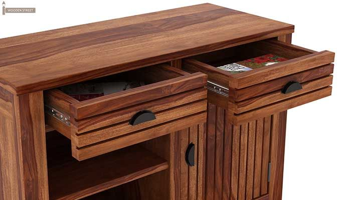 Felner Sideboard (Teak Finish )-5