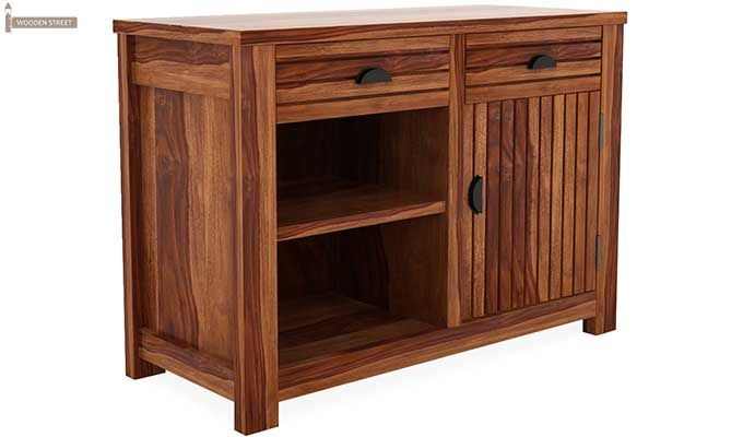 Felner Sideboard (Teak Finish )-6