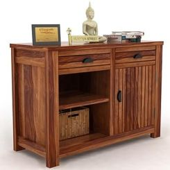 Felner Sideboard (Teak Finish )