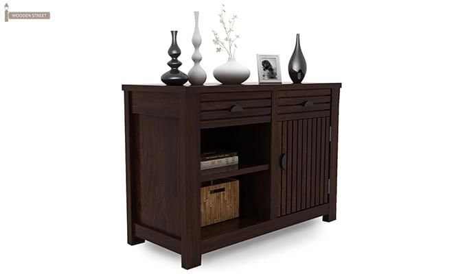 Felner Sideboard (Walnut Finish)-1