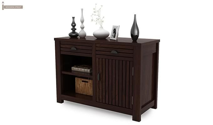 Felner Sideboard (Walnut Finish)-4
