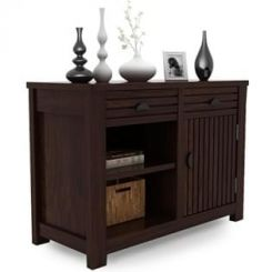 Felner Sideboard (Walnut Finish)