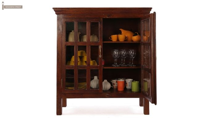 Foster Kitchen Cabinets (Mahogany Finish)-3