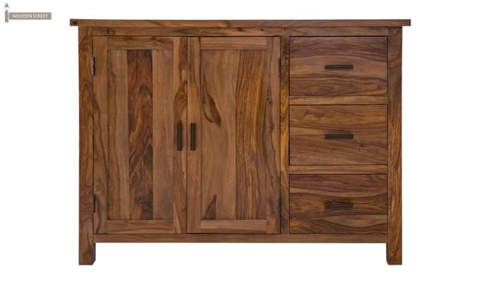 Genova Sideboard (Teak Finish)-2