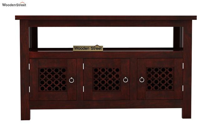 Hagborg Sideboard (Mahogany Finish)-2
