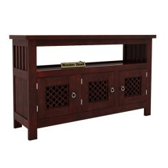 Hagborg Sideboard (Mahogany Finish)