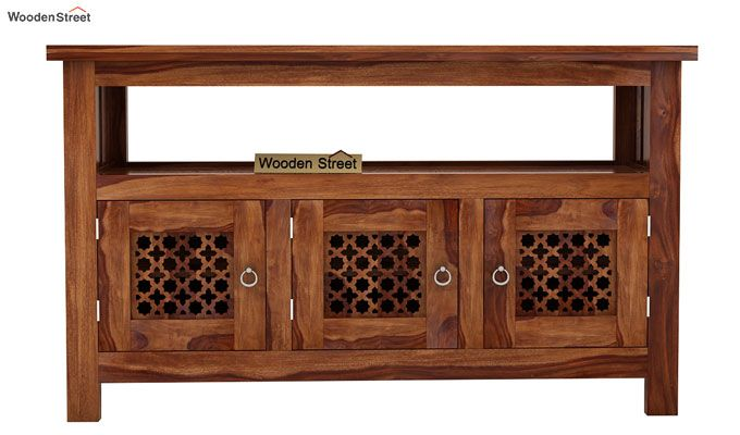 Hagborg Sideboard (Teak Finish)-3
