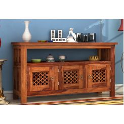 Hagborg Sideboard (Teak Finish)