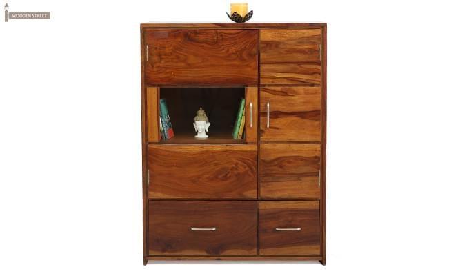 Hodor Cupboard (Teak Finish)-3