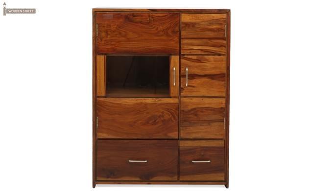 Hodor Cupboard (Teak Finish)-5