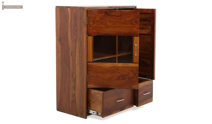 Hodor Cupboard (Teak Finish)-8