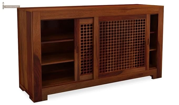 Hurtado Sideboard (Honey Finish)-3