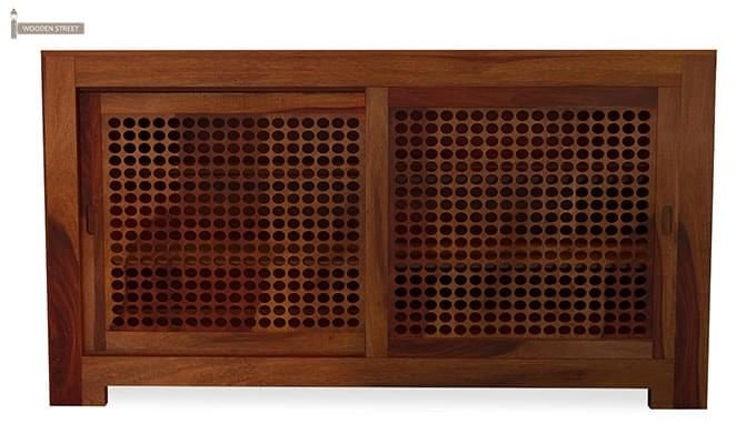 Hurtado Sideboard (Honey Finish)-4