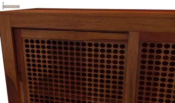 Hurtado Sideboard (Honey Finish)-7