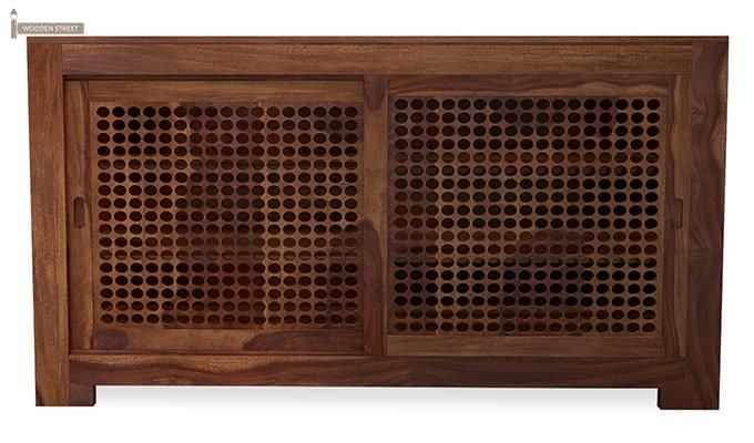 Hurtado Sideboard (Teak Finish)-4