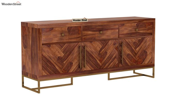 Jett Sideboard (Teak Finish)-3