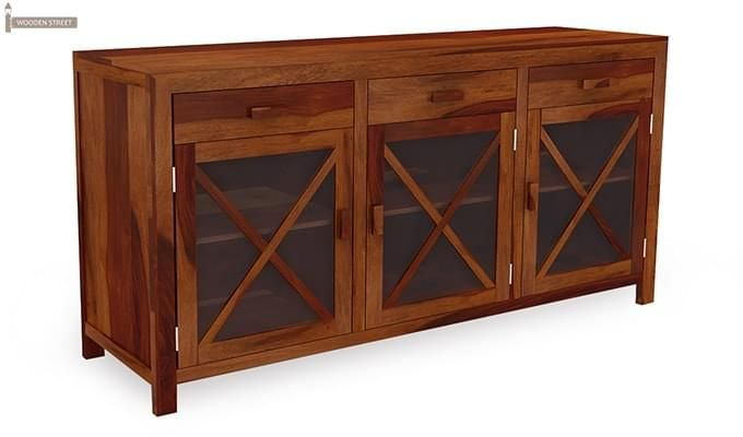 Kerry Sideboard (Honey Finish)-2