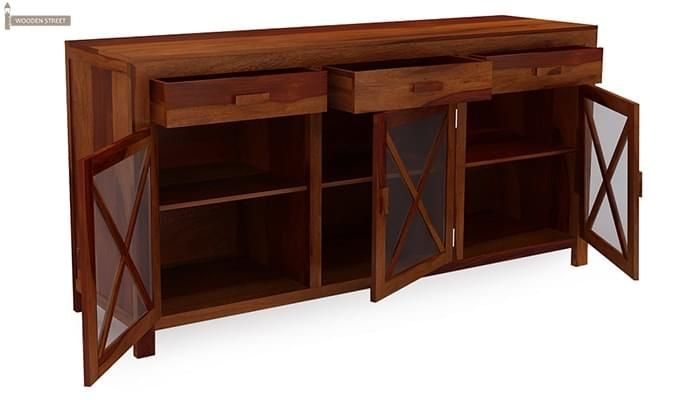 Kerry Sideboard (Honey Finish)-5
