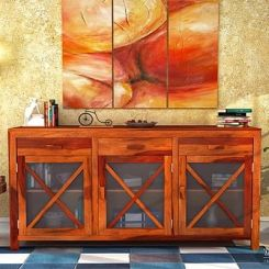 Kerry Sideboard (Honey Finish)