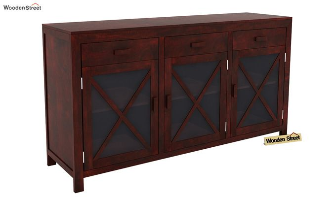 Kerry Sideboard (Mahogany Finish)-1