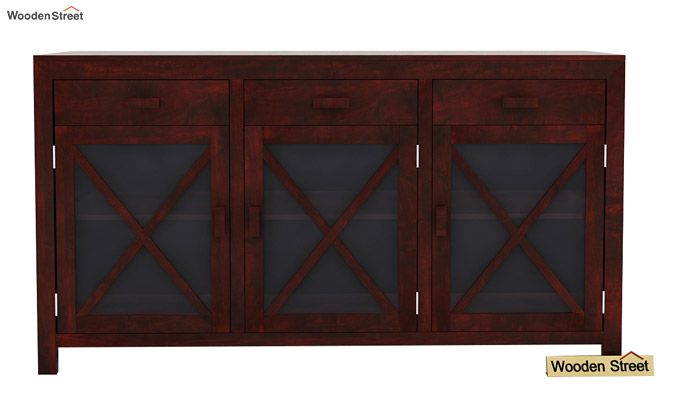 Kerry Sideboard (Mahogany Finish)-2