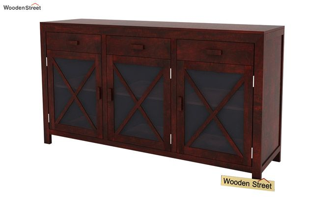 Kerry Sideboard (Mahogany Finish)-3
