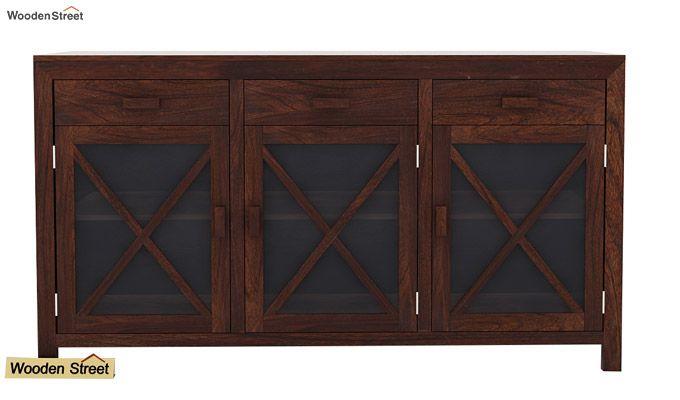 Kerry Sideboard (Walnut Finish)-2