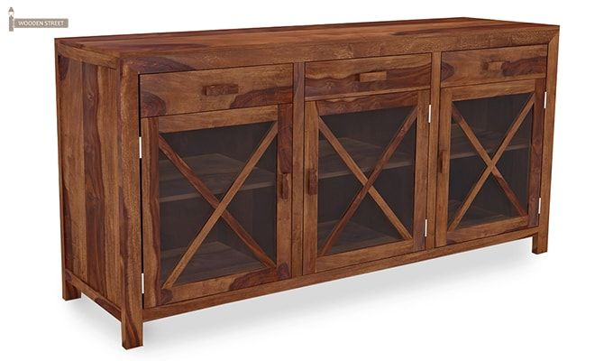 Kerry Sideboard (Teak Finish)-2