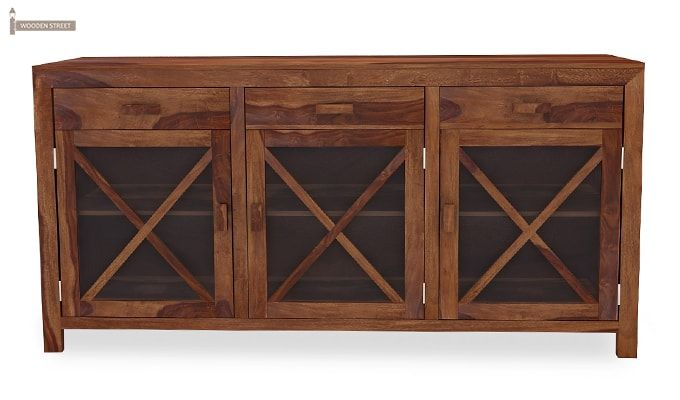 Kerry Sideboard (Teak Finish)-4