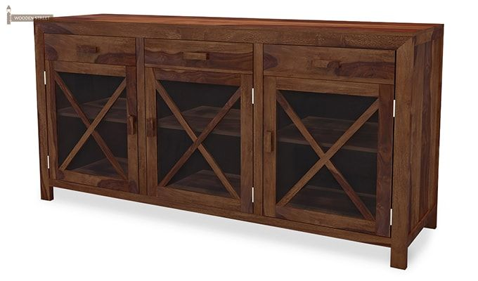 Kerry Sideboard (Teak Finish)-5