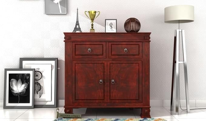 Kingsley Sideboard (Mahogany Finish)-1