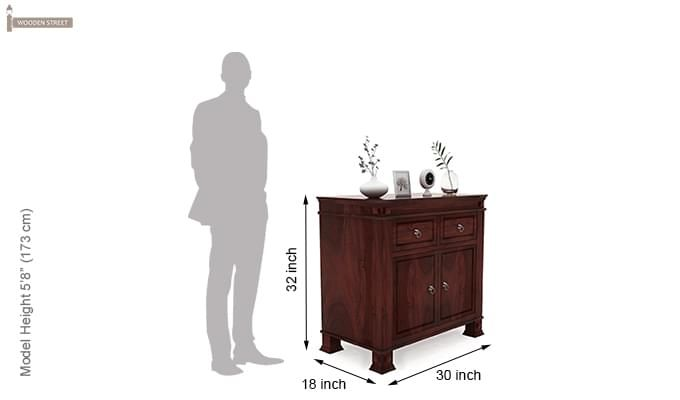 Kingsley Sideboard (Mahogany Finish)-6