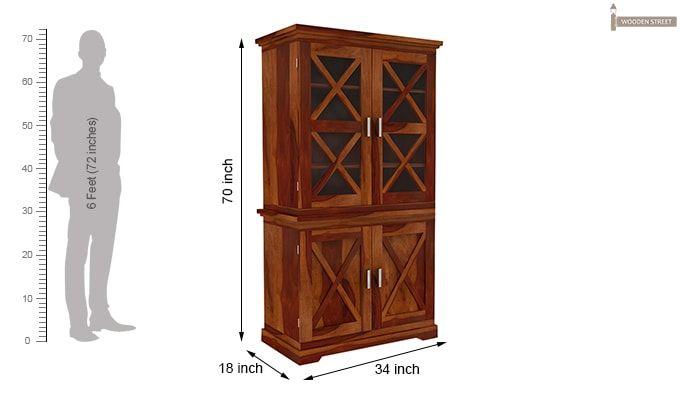 Loren Kitchen Cabinets (Honey Finish)-11