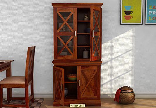 wooden kitchen cabinets online india
