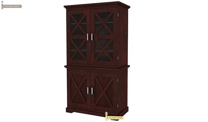 Loren Kitchen Cabinets (Mahogany Finish)-4