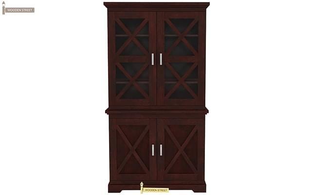 Loren Kitchen Cabinets (Mahogany Finish)-5