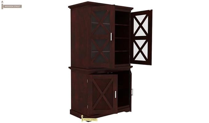 Loren Kitchen Cabinets (Mahogany Finish)-6