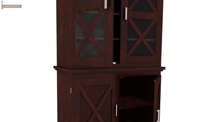 Loren Kitchen Cabinets (Mahogany Finish)-8