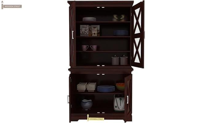 Loren Kitchen Cabinets (Mahogany Finish)-9