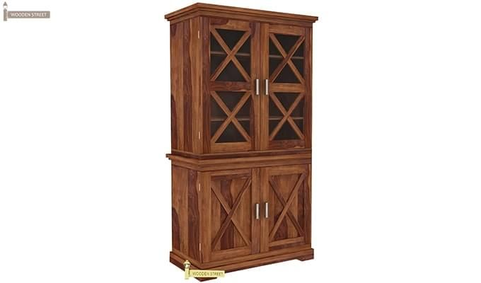 Loren Kitchen Cabinets (Teak Finish)-2