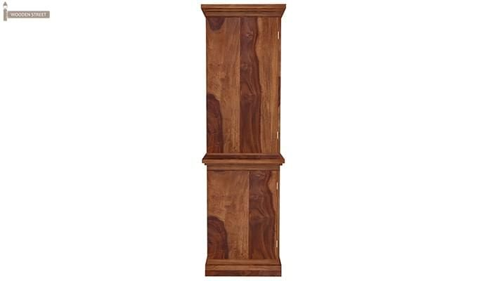 Loren Kitchen Cabinets (Teak Finish)-3