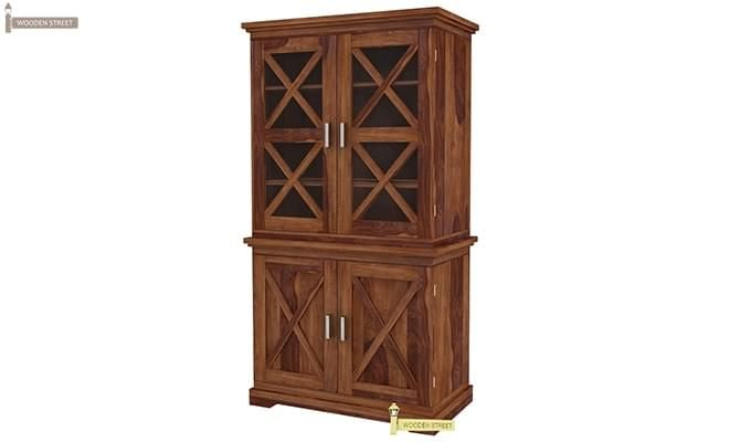 Loren Kitchen Cabinets (Teak Finish)-4